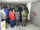 Экскурсия в бомбоубежище города Ангарска_1