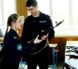 Экскурсия в спецподразделение Росгвардии ОМОН города Ангарска_1